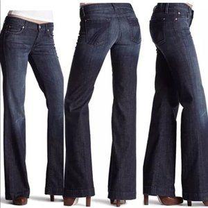 7 FOR ALL MANKIND Dojo Flare Leg Jean